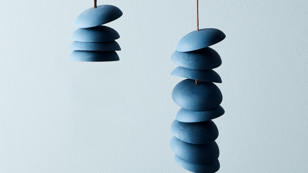 porcelain windchime