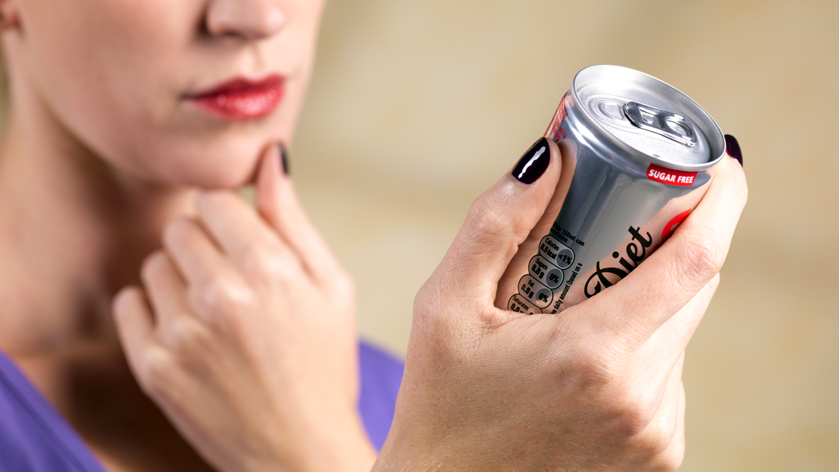 do diet sodas really cause weight gain