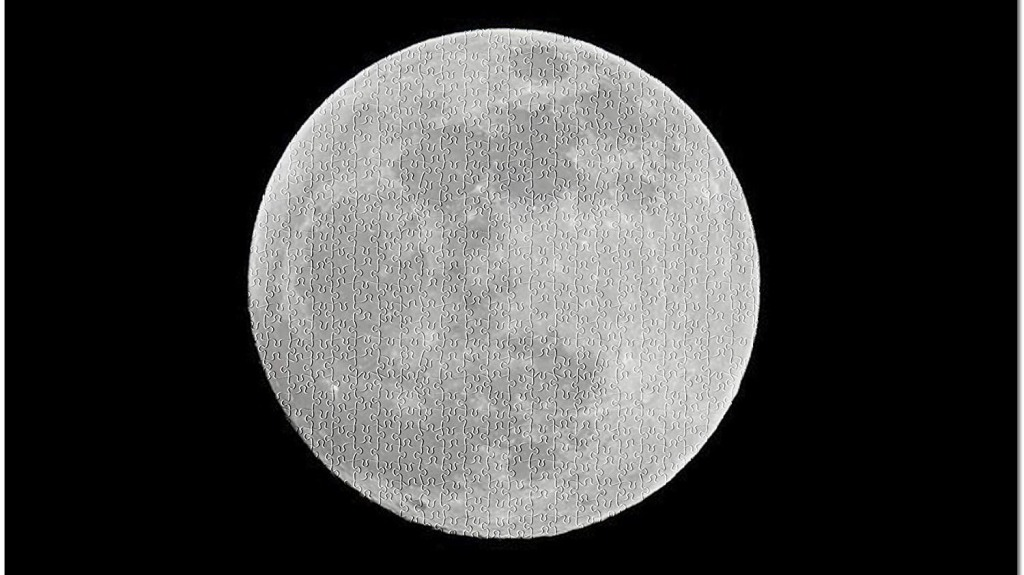 moon jigsaw puzzle