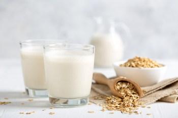 anti-aging oat milk