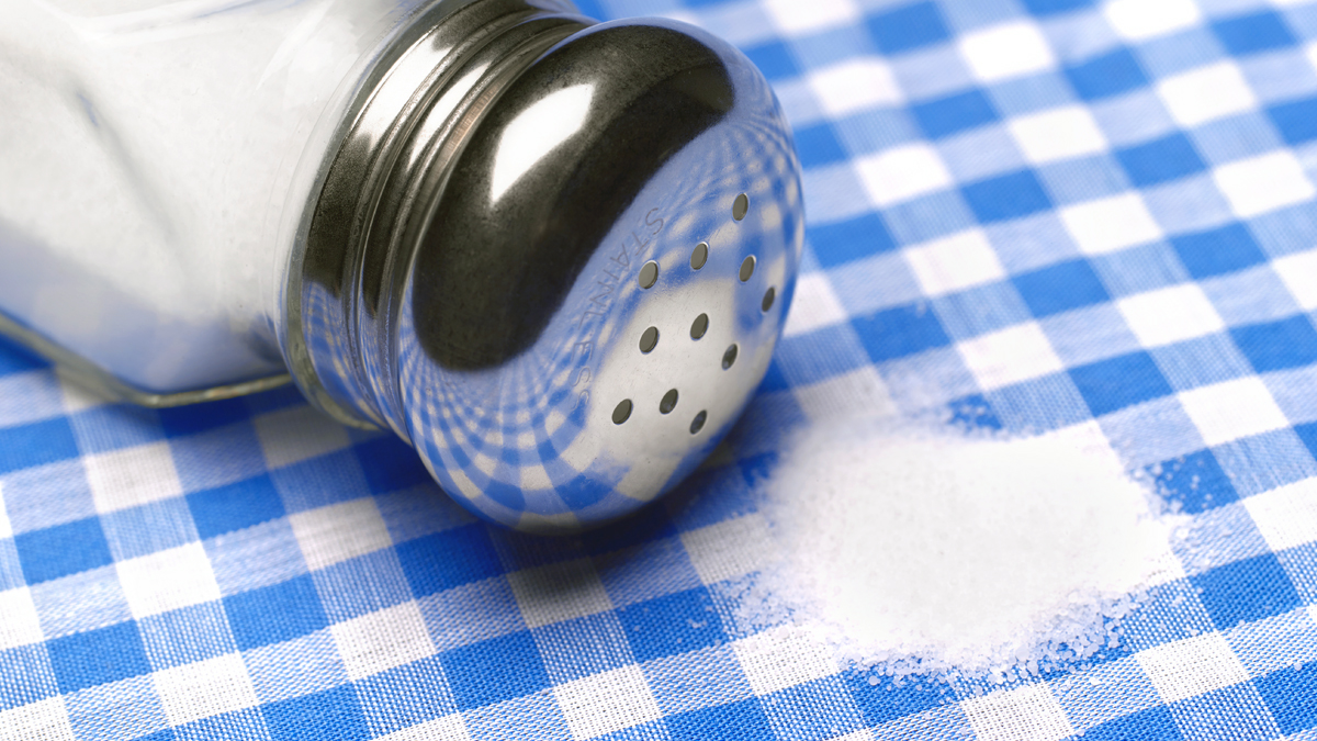 There's an Important New Reason You Should Cut Back on Salt — And It's Not About Your Blood Pressure