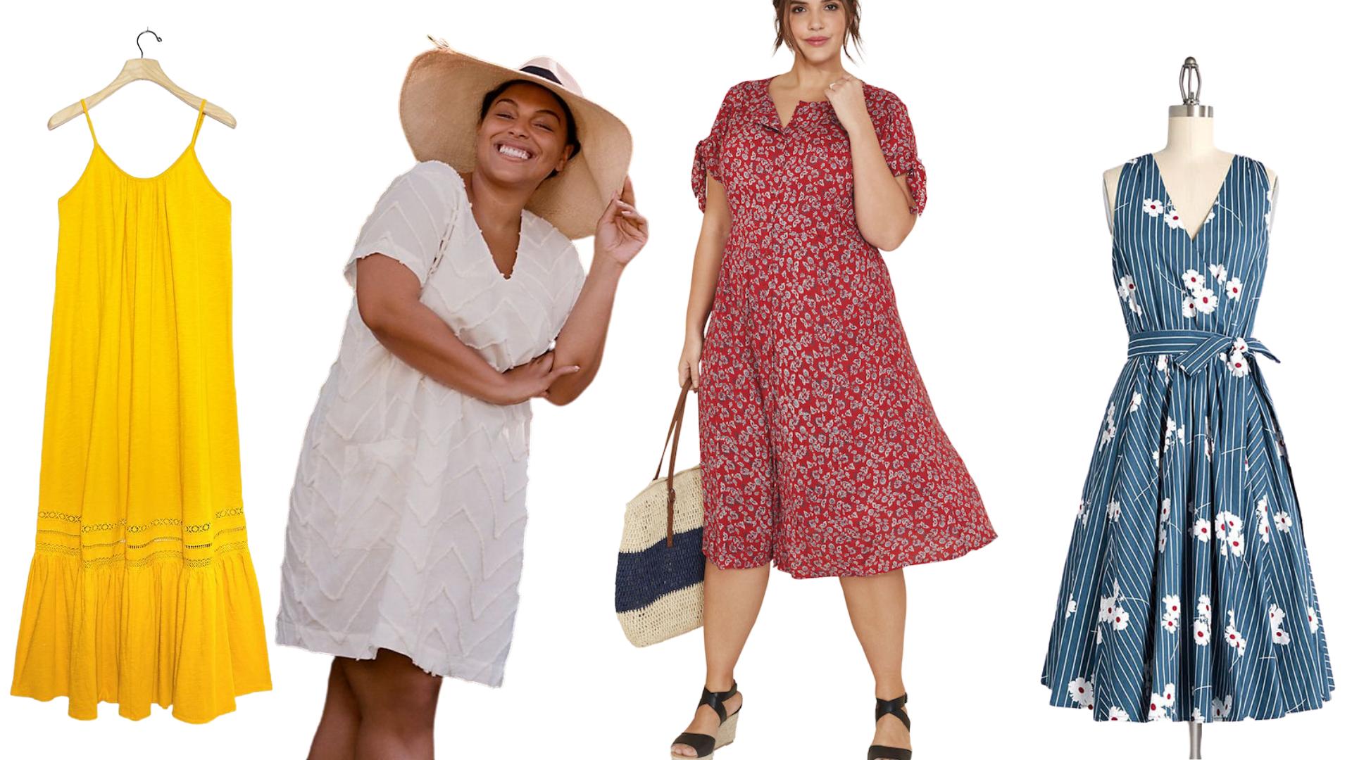 The Best Sundresses for Women Over 4 This Summer