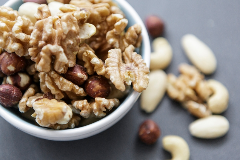 nuts can boost your thyroid