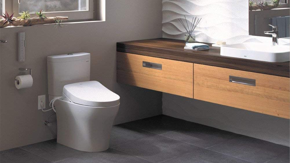 toto luxury washlet