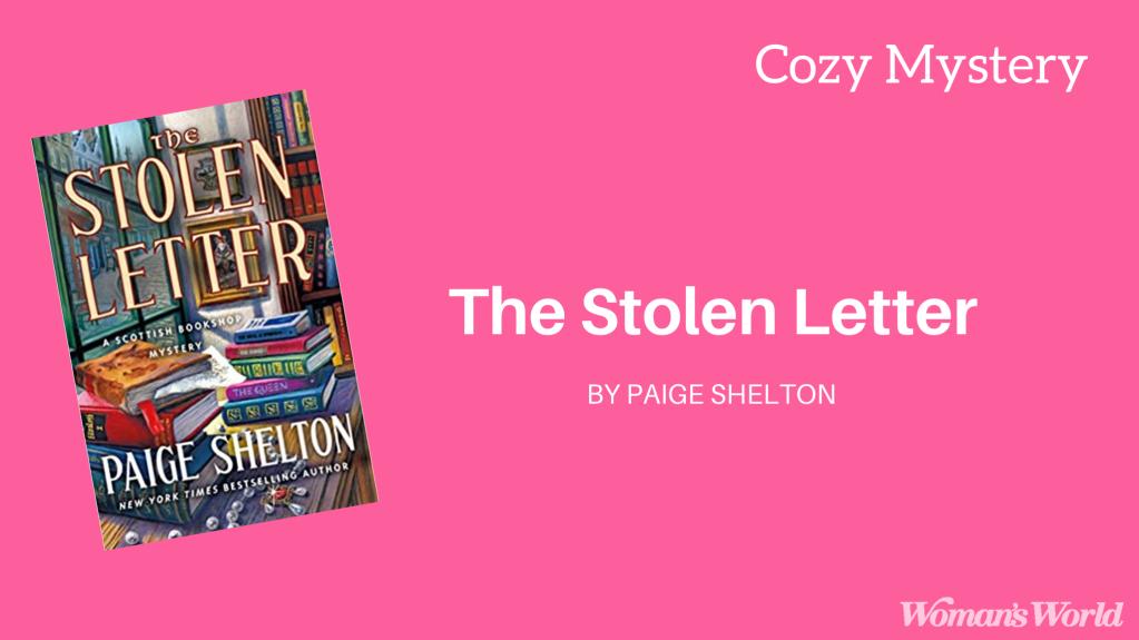 The Stolen Letter By Paige Shelton