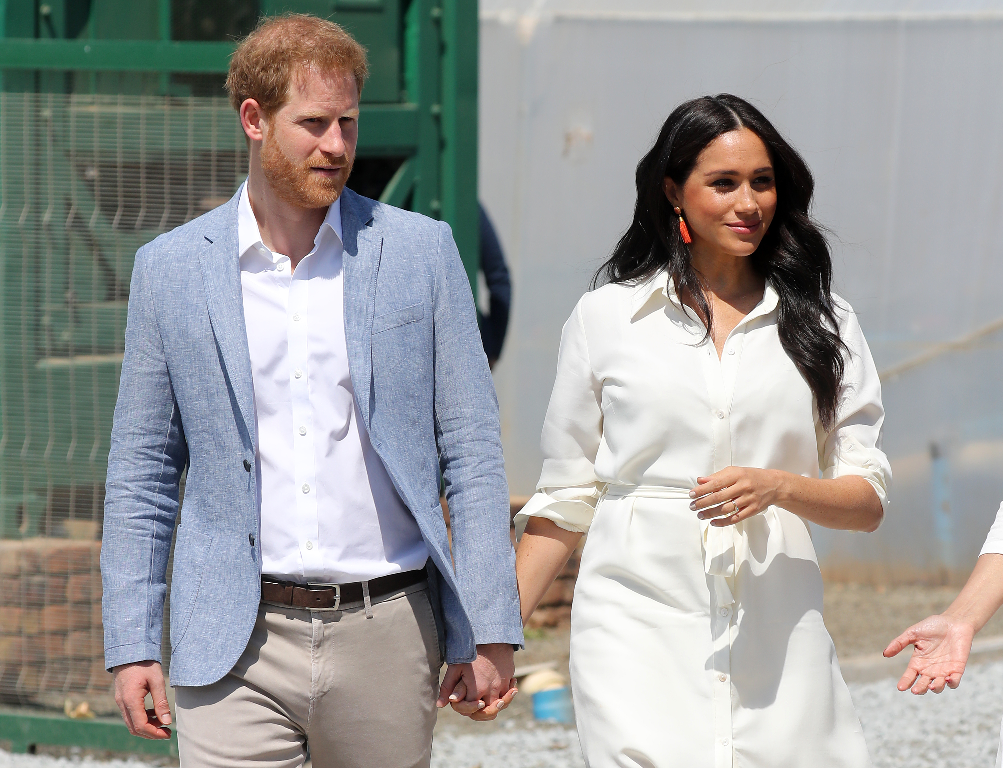 Meghan and Harry Have Moved to Los Angeles to Start Their New Life as Non-Senior Royals