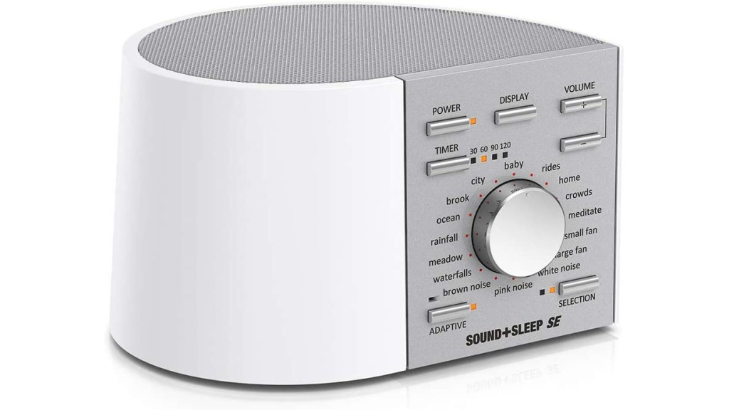 Sound+Sleep sleep machine