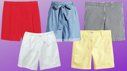 best shorts for women over 50