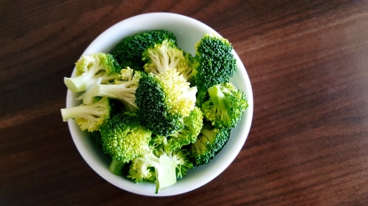 Broccoli In Bowl