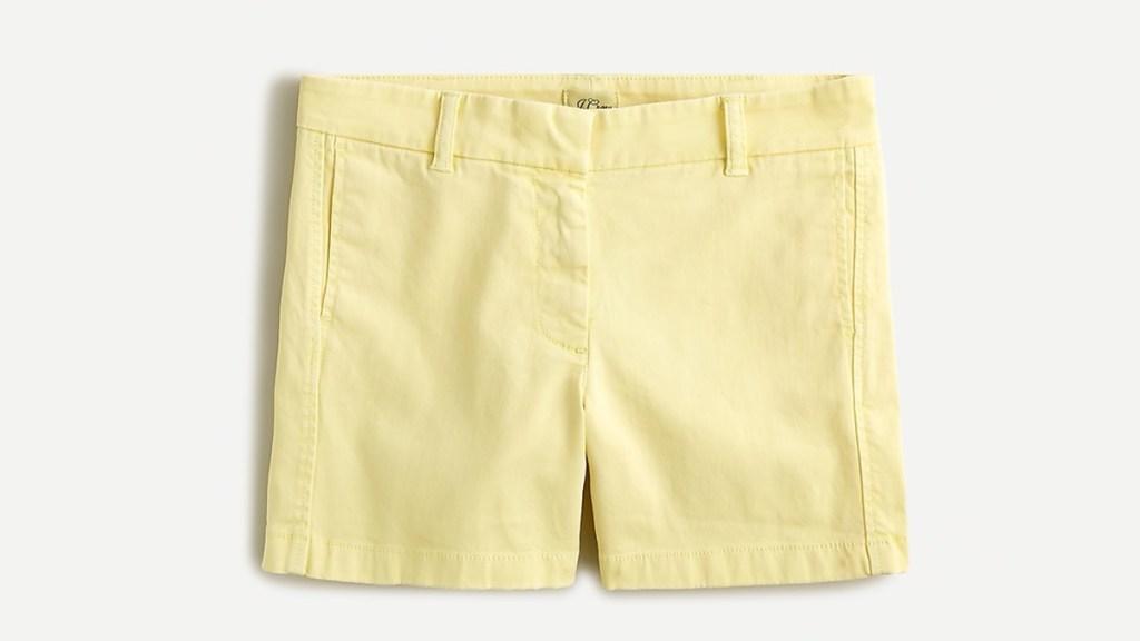 chino shorts for women