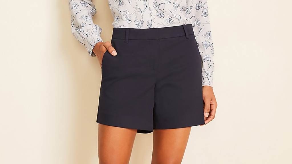 shorts for women over 50