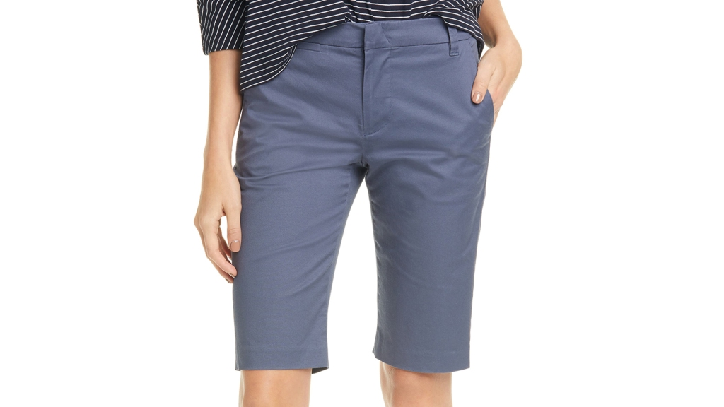 bermuda shorts for women over 50