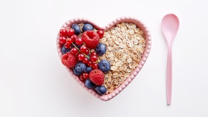 oatmeal for heart health