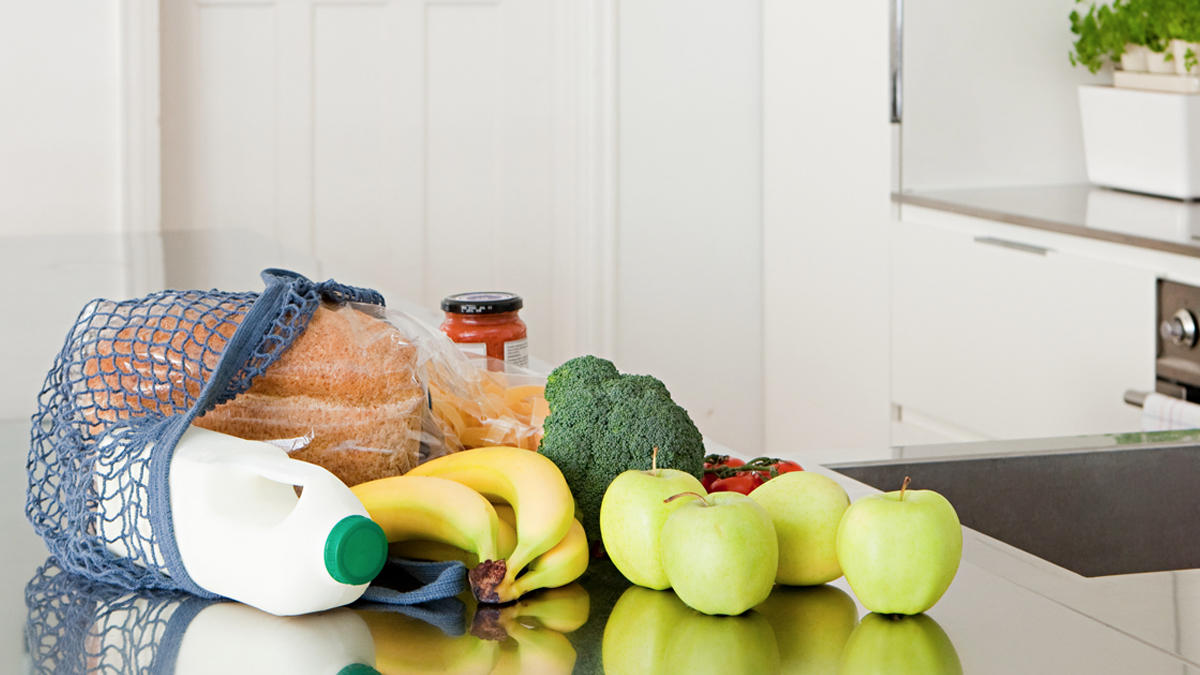 Do We Really Need to Sanitize Our Groceries?