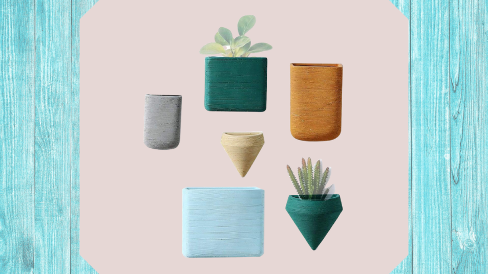 7 Best Wall Planters That Double As Gorgeous Wall Art Woman S World