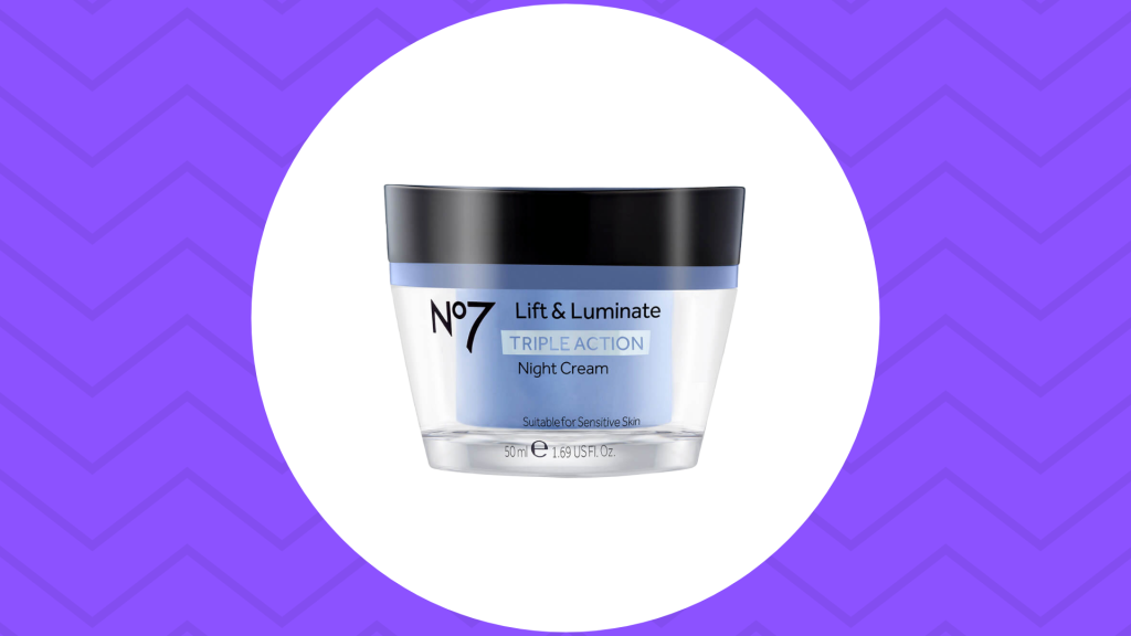 No7 Lift and Luminate cream