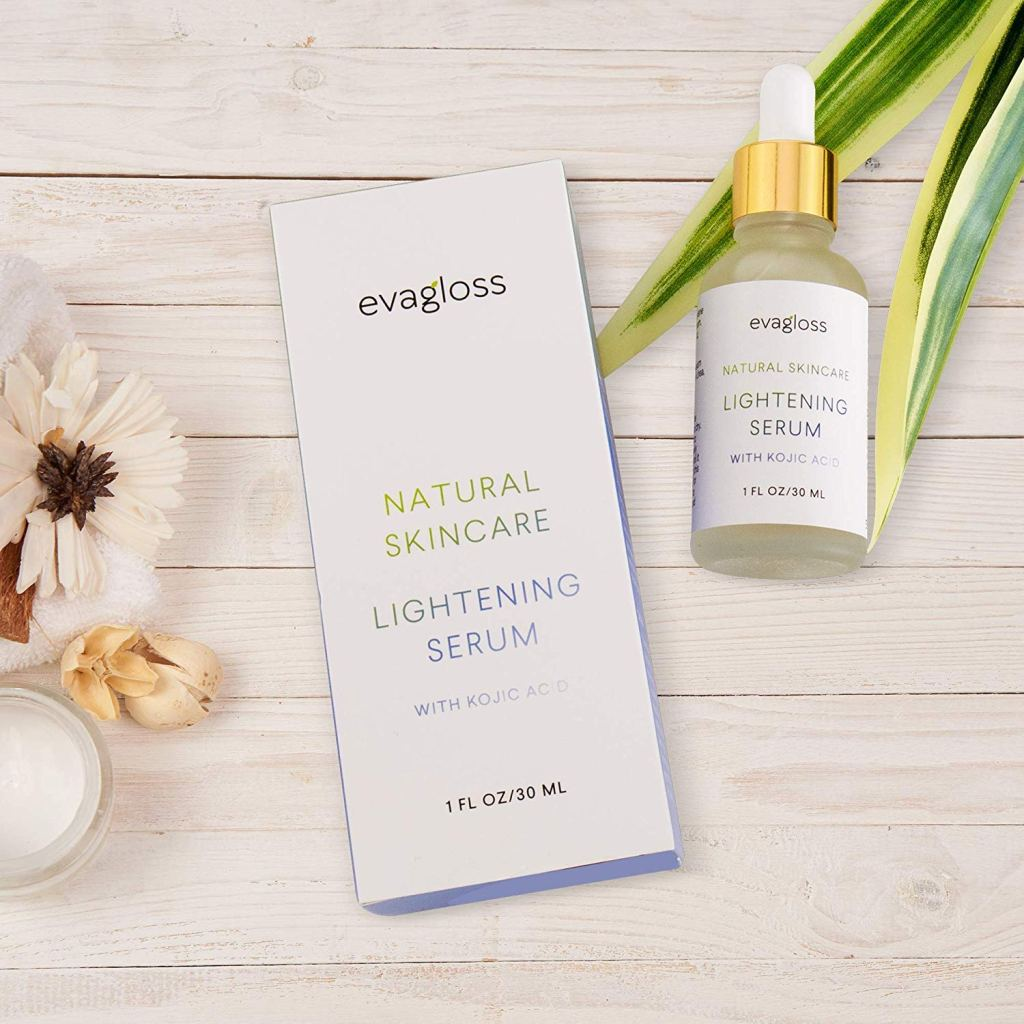 Evagloss Lightening Serum with Kojic Acid