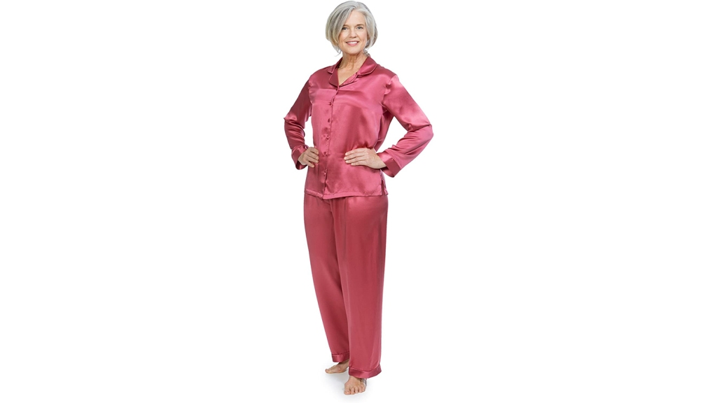 amazon silk pajamas