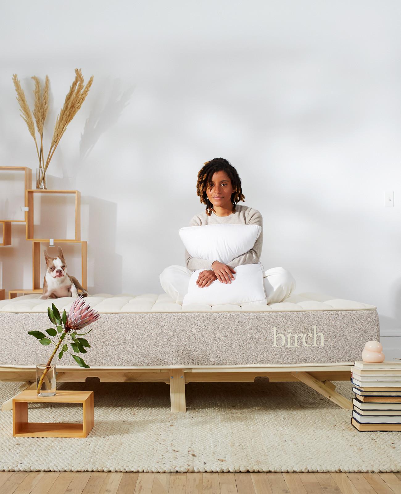Birch by Helix mattress sale