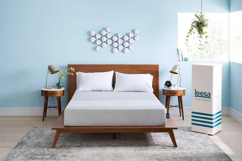leesa mattress sales