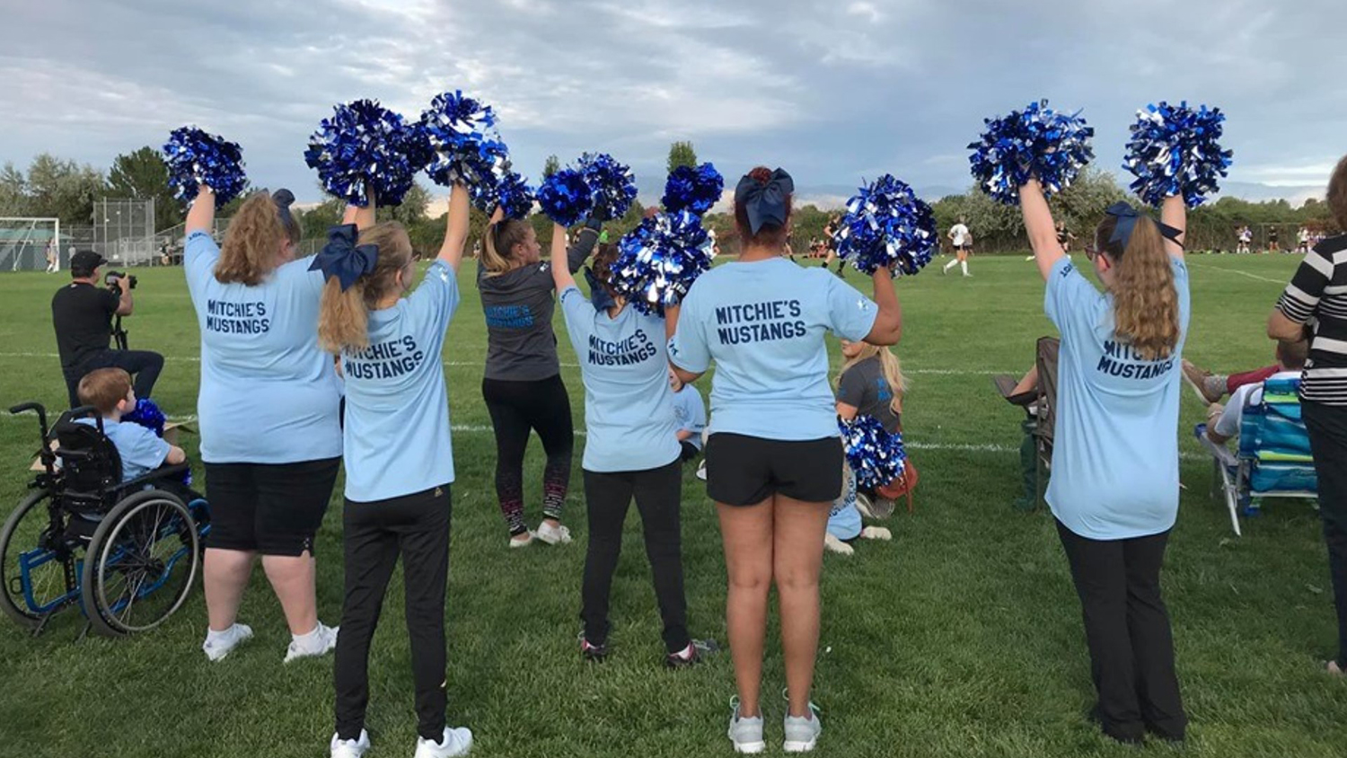 The First Special Needs Cheerleading Team Will Put a Smile on Your Face