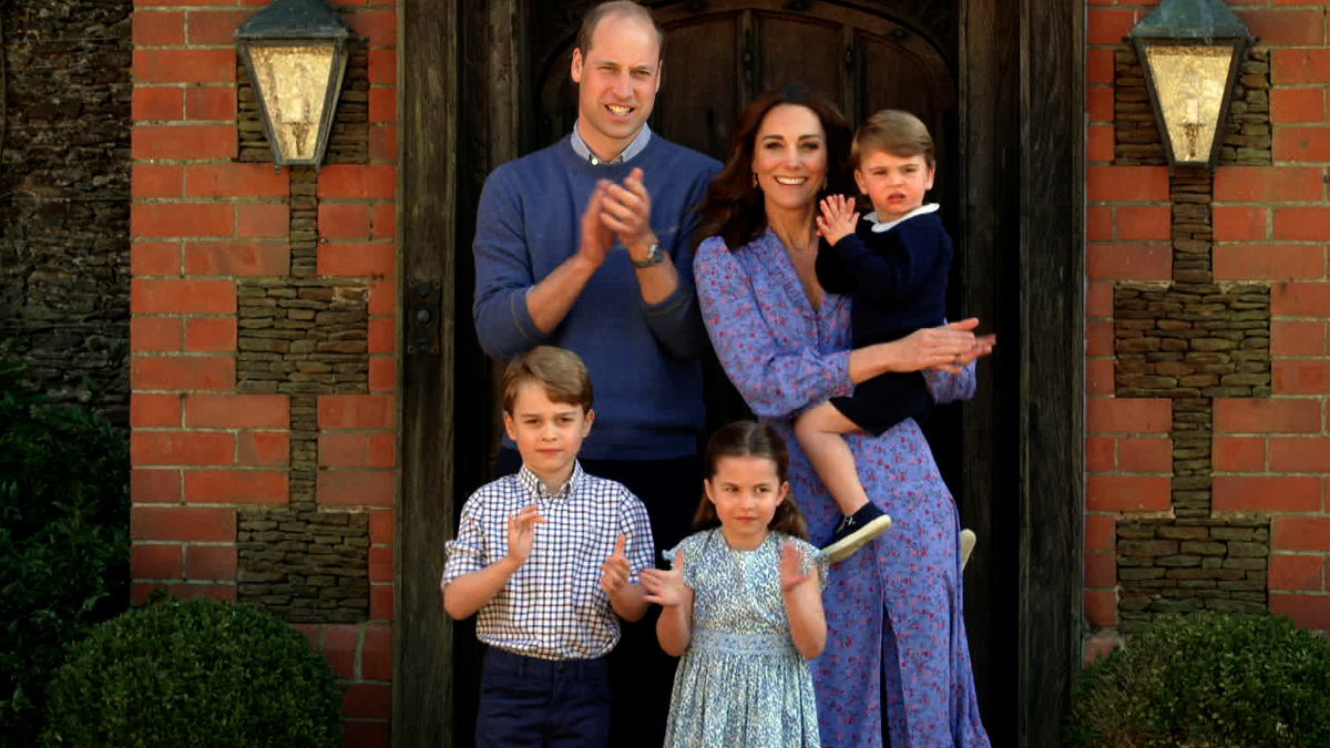 You'll Never Guess Which Royal Kid Is Causing the Most Mischief in Lockdown