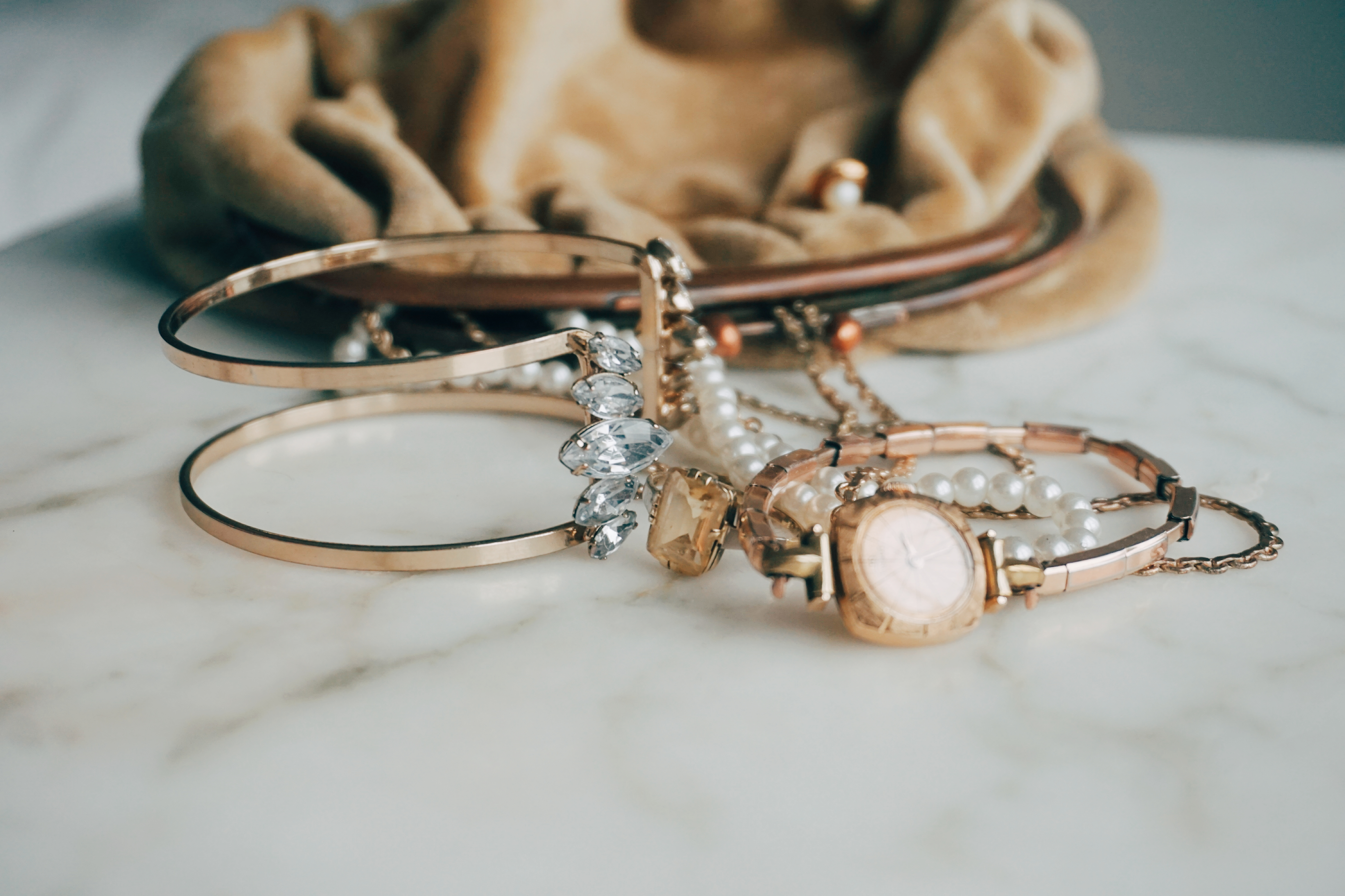 Make Your Jewelry Shine Like New With This Simple Hack
