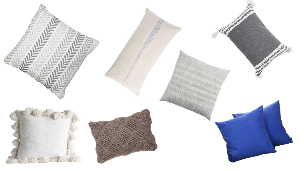 10 Best Throw Pillows To Give Your Home An Instant Spring Makeoever