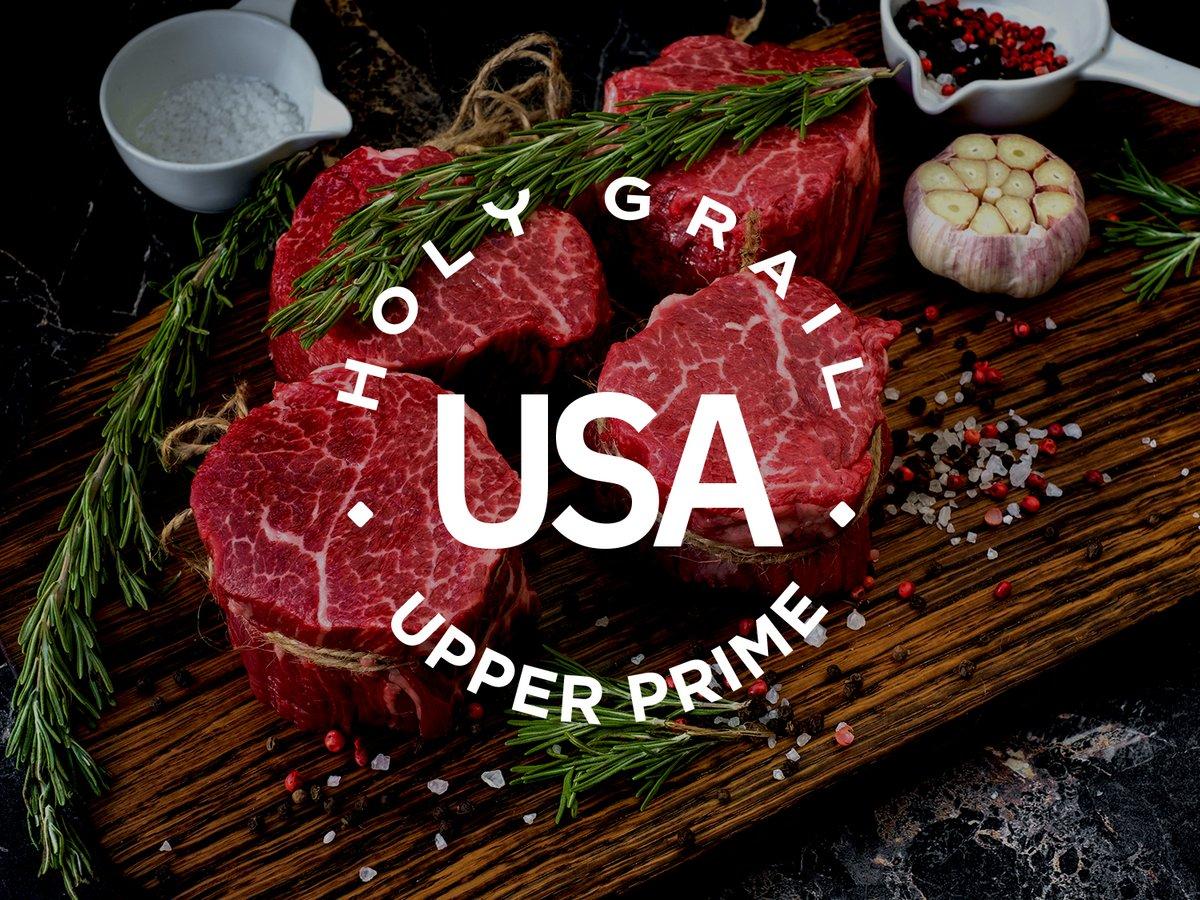 raw fillet Mignon steaks