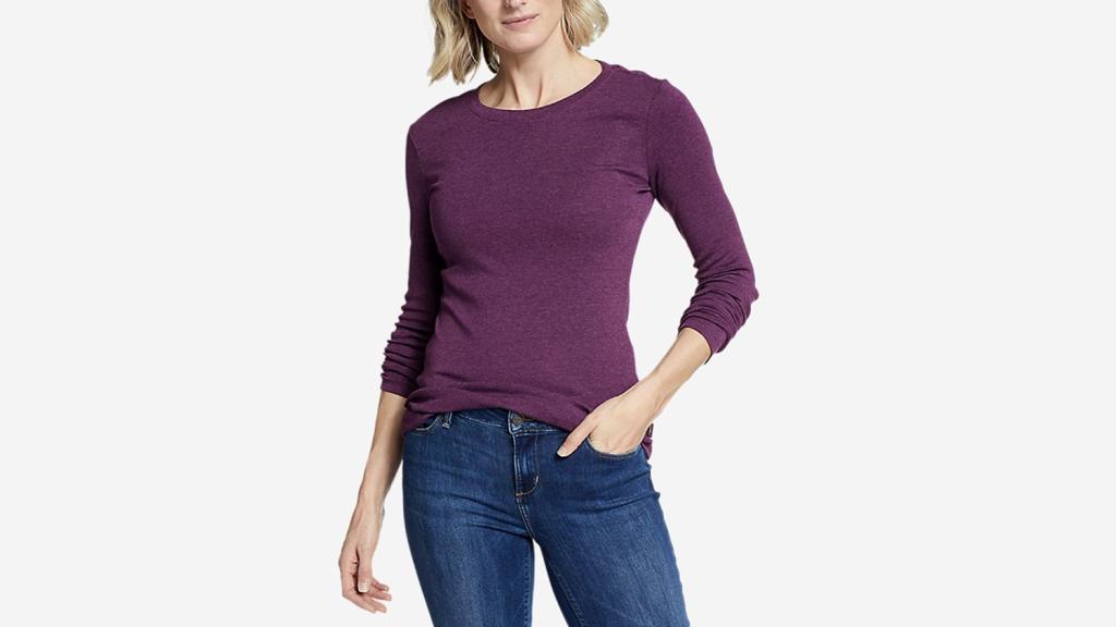 long sleeved tee shirt