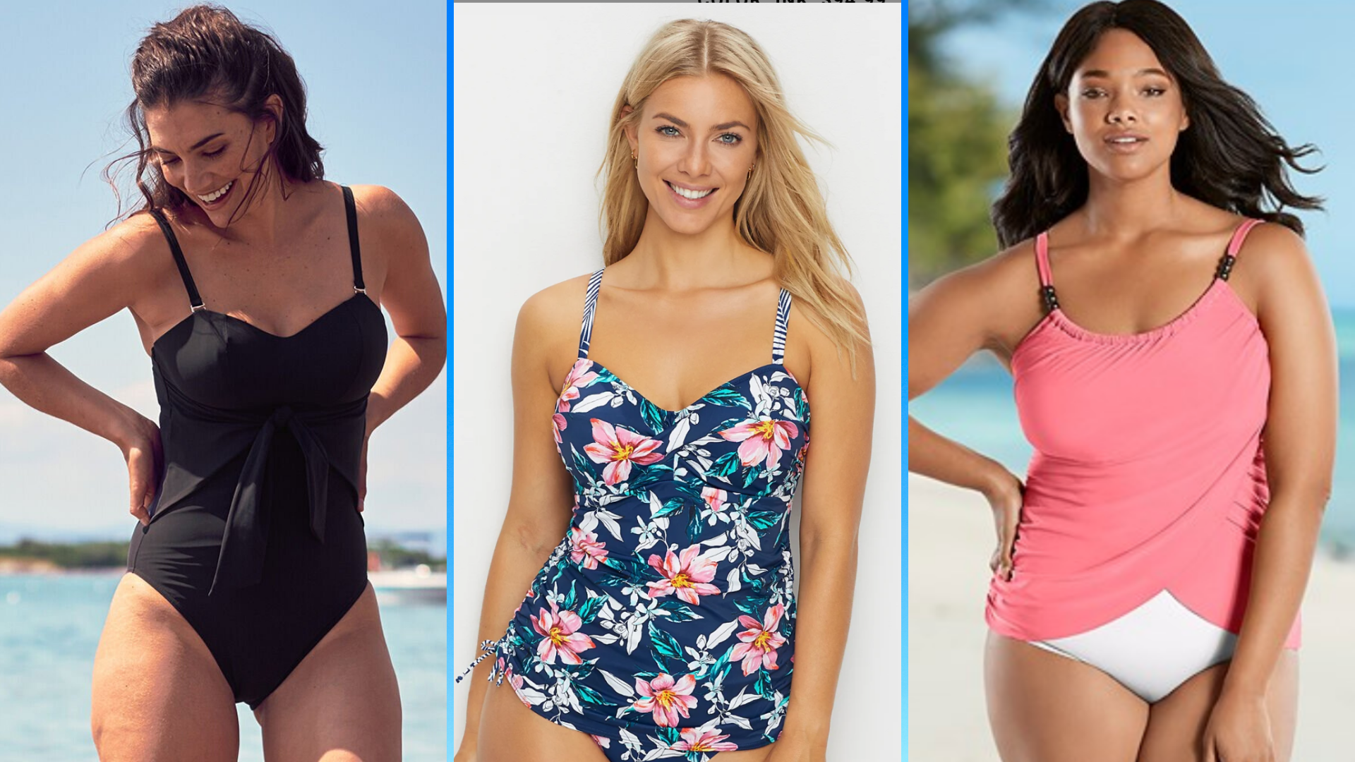 Image result for The Most Flattering and Supportive Bikini Tops for Bigger Busts