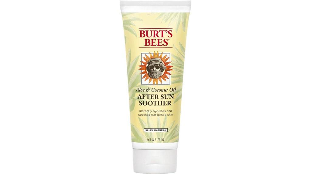 burt's bees aloe vera cream