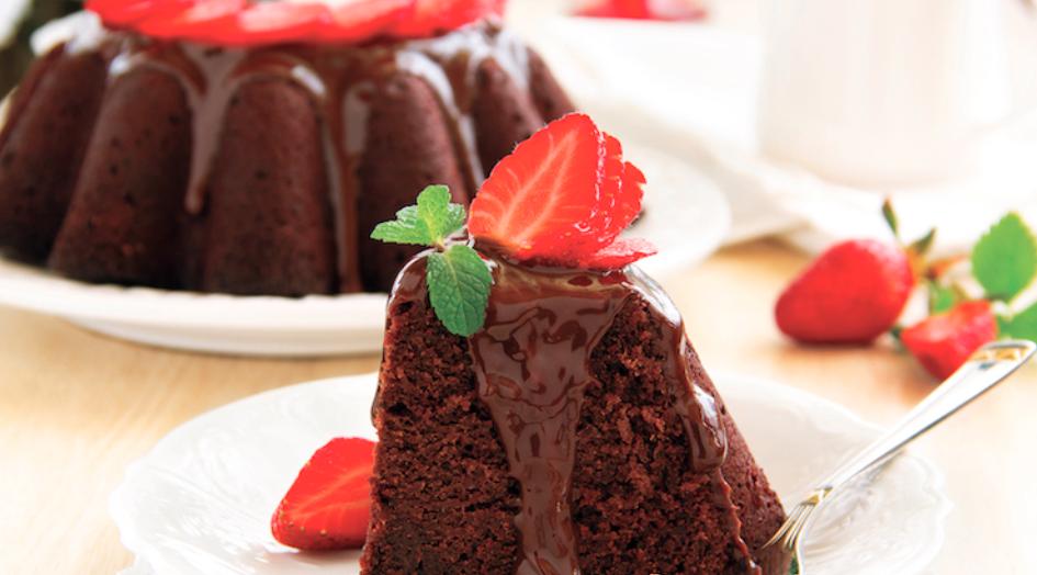Chocolate bundt