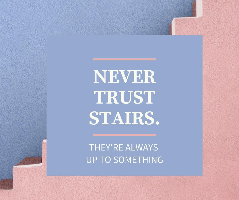 Stair joke
