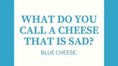 Cheese joke