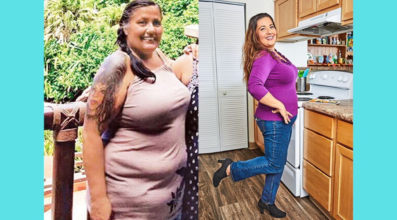 How One Woman Lost 66 Pounds, Regrew Her Hair, and Restored Her Health