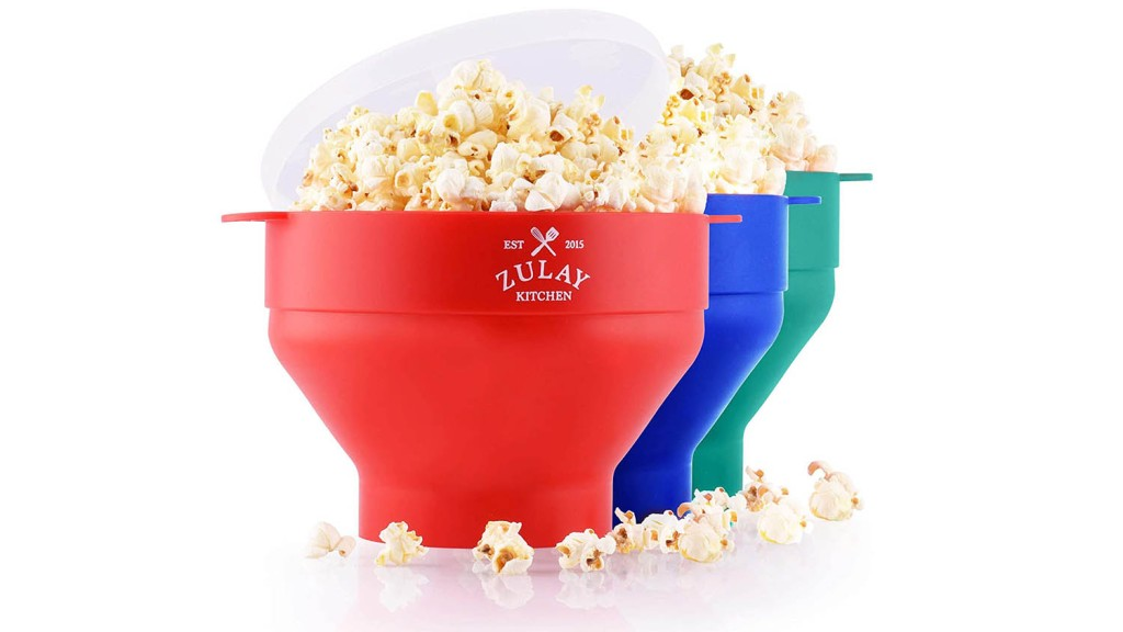 popcorn maker kitchen gadget