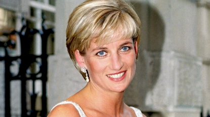 Princess Diana in 1997