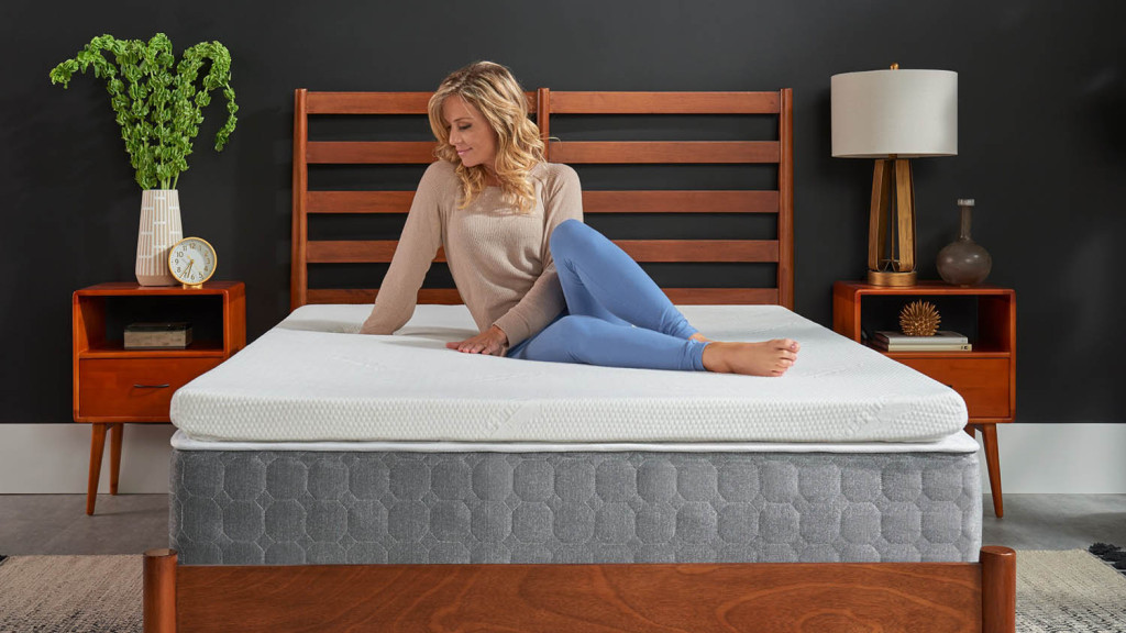 best mattress topper for back and hip pain