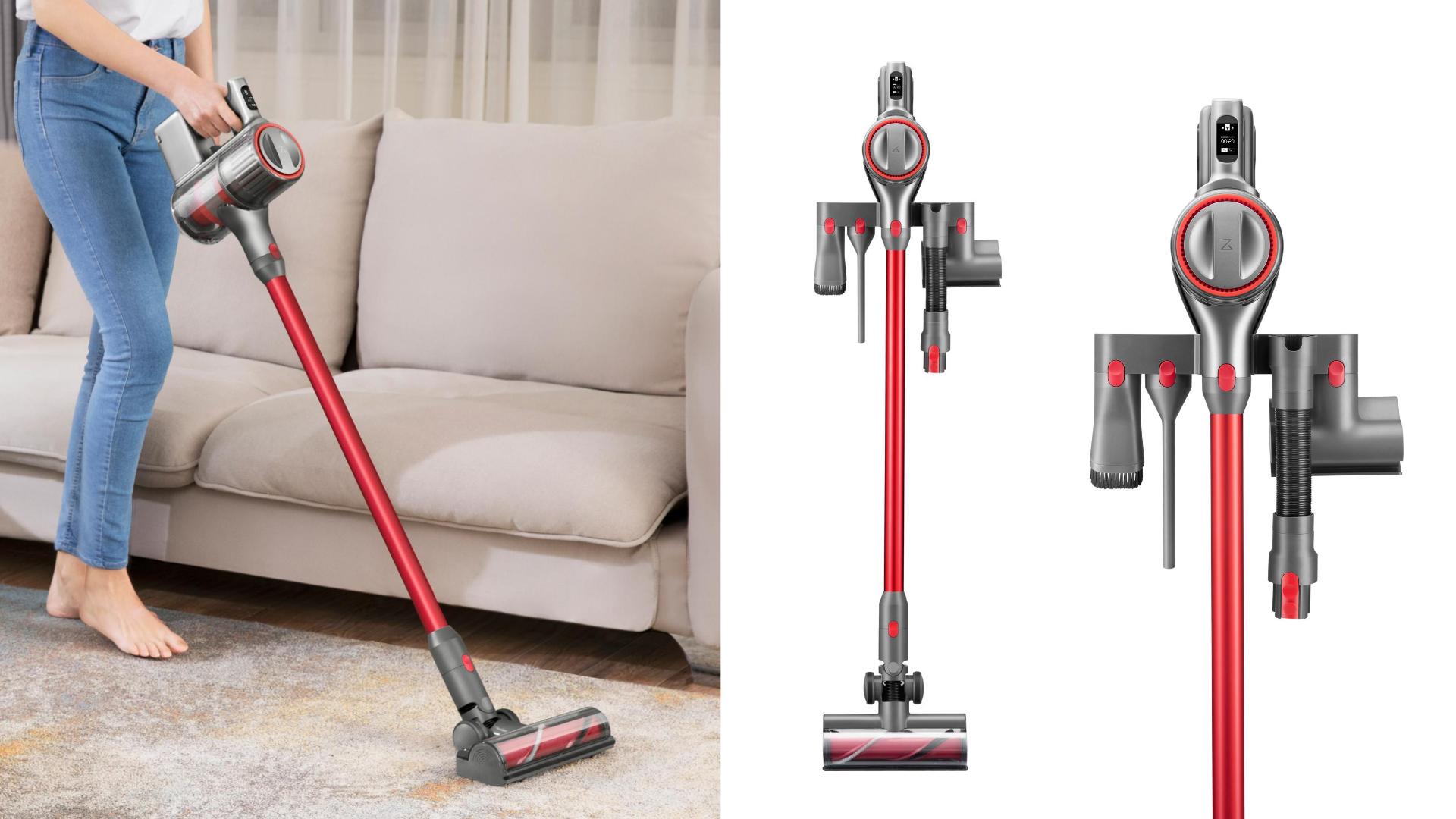 Roborock H6 stick vacuum