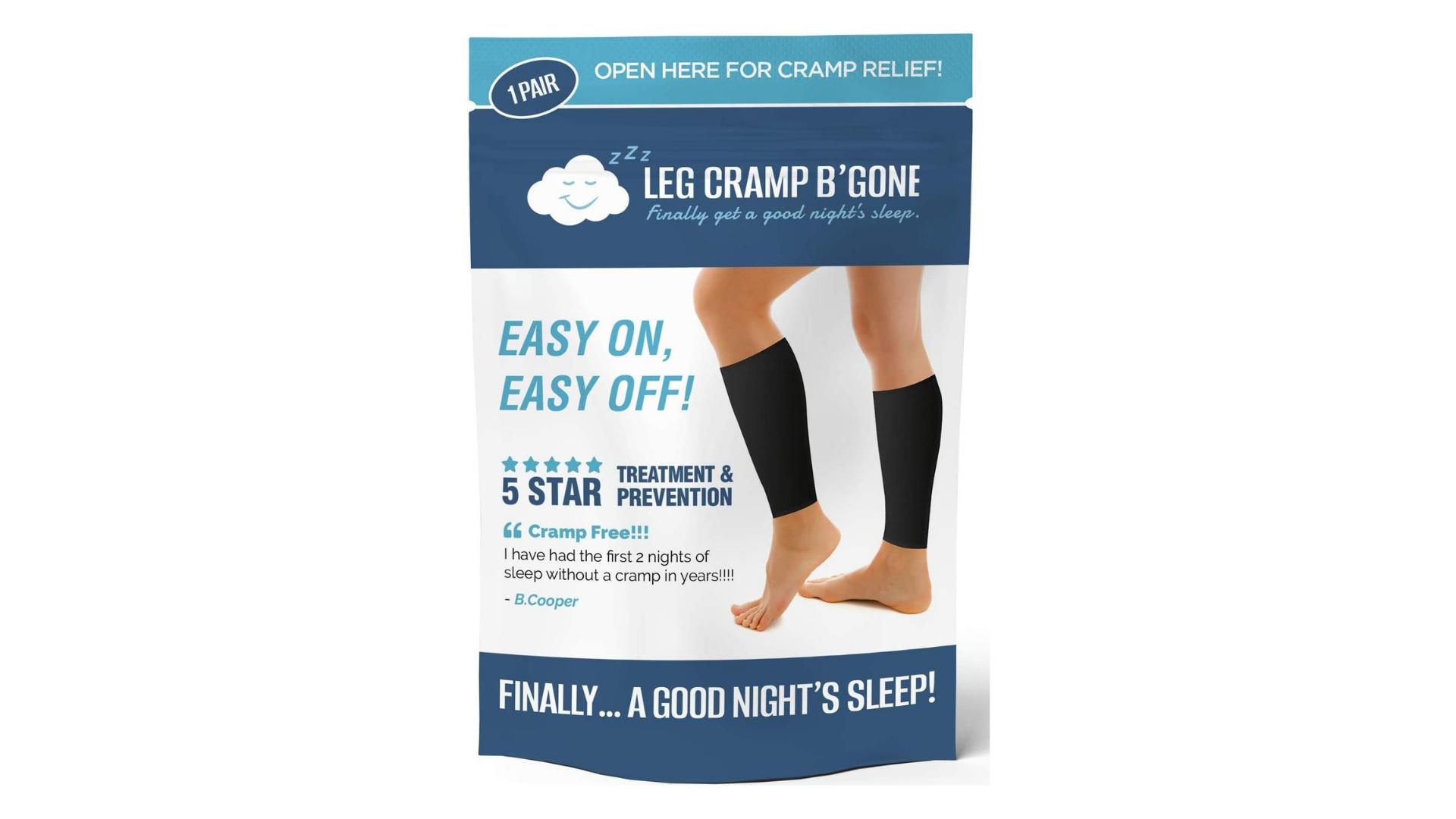 vitamin for leg cramps