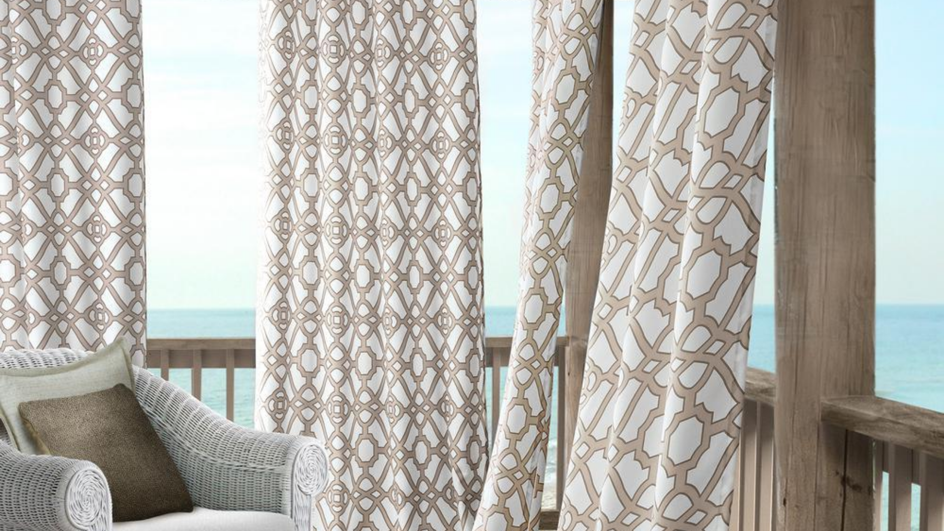 These Outdoor Curtains And Shades Will Turn Your Patio Into An Oasis