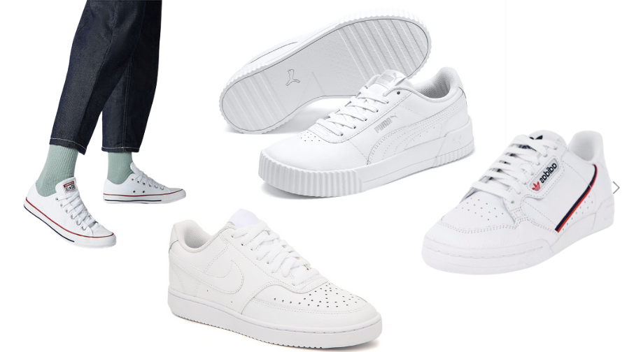 best white shoes for women