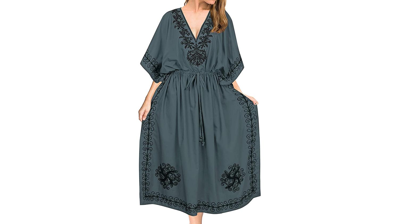 amazon caftan dress