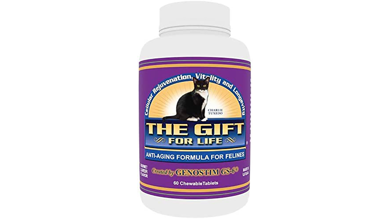 cat vitamins for senior cats