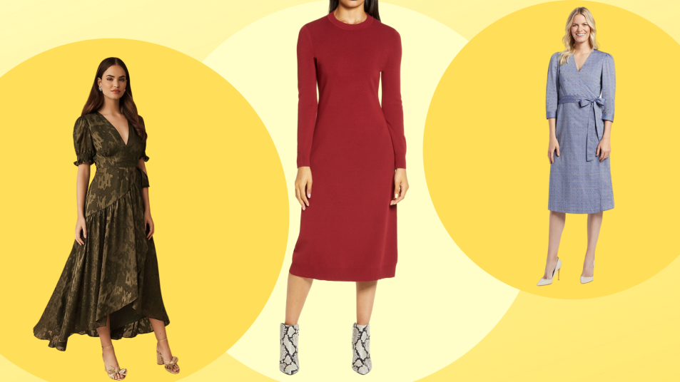 best fall dresses 2020