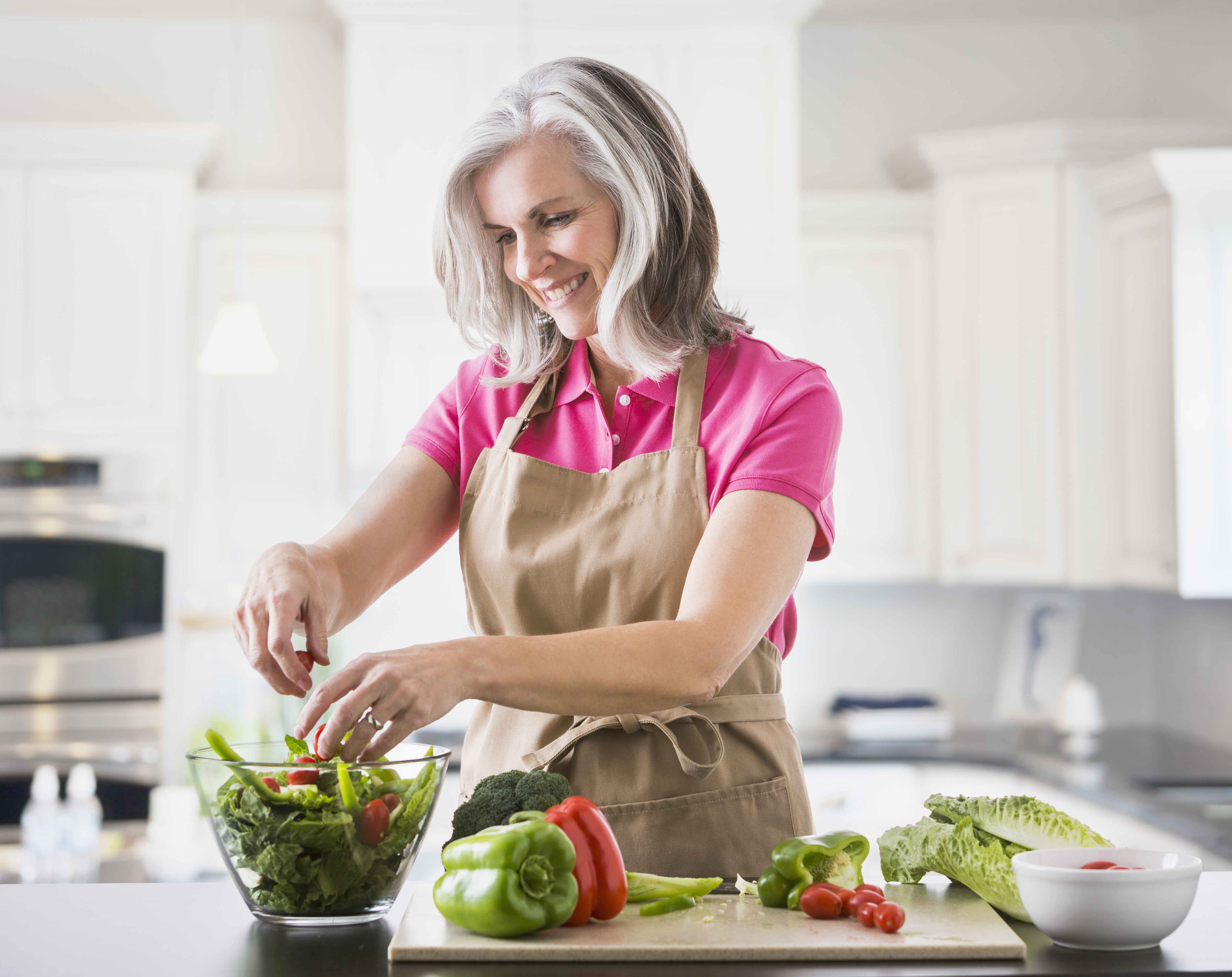 6 Tips to Fight Wrinkles, Age-Related Weight Gain, Memory Loss, and More
