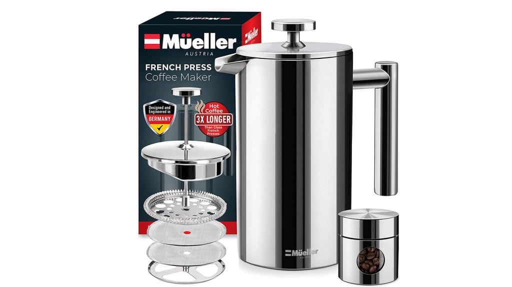 mueller coffee maker