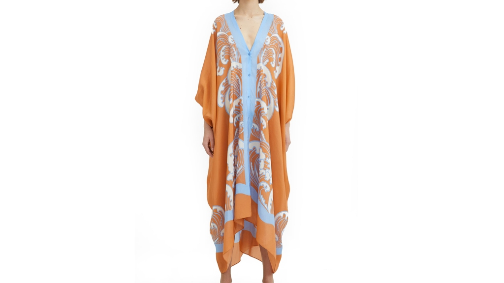 nordstrom caftan dress
