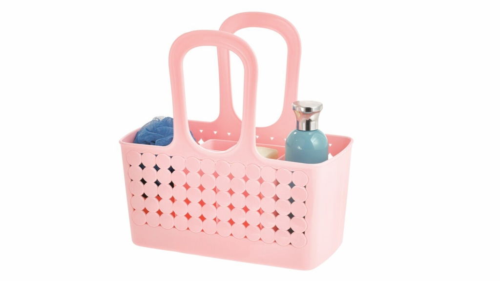 dorm essentials shower caddy